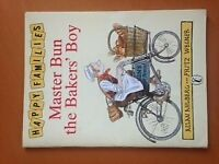 """Master Bun the Baker""""s Boy (Happy Families), Ahlberg, Allan; Illustrated by Frit"""