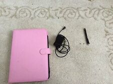 IRULU Android Tablet  AX901 with Pink Cover 13GB