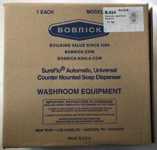 Bobrick B-824 SureFlo Automatic Soap Dispenser