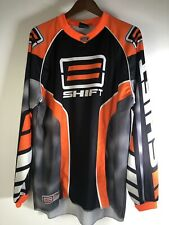 Lot Of Shift MX Jersey & Fox SFX Jersey White Orange Black Size XL