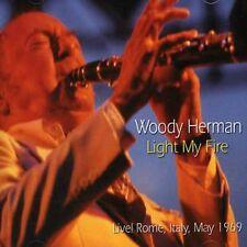 Woody Herman - Light My Fire [New CD]