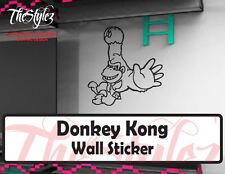 Donkey Kong Wall Custom Vinyl Sticker
