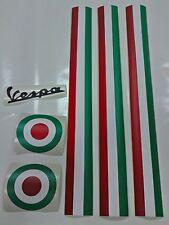 Kit de pegatinas para Vespa Italia (px,pk,tx,t5,t200,primavera,iris) vinilos