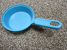 Fisher Price Fun with Food Magic Kitchen stove oven blue frying pan pot cook toy
