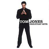 TOM JONES GREATEST HITS CD (VERY BEST OF)