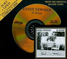 12 Songs by Randy Newman (CD, Feb-2010, Audio Fidelity)