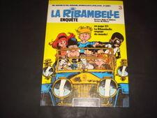 La Ribambelle N°3 Enquete Ed Originale