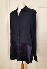 New Nicole Farhi Blouse 100% Silk Blouse