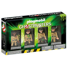 Playmobil Ghostbusters Collector's Four Figure Set - 70175