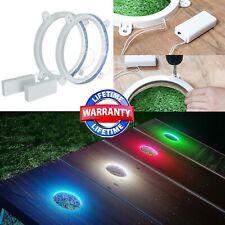 AweFun Cornhole Lights - LED Lighting Kit for Corn Hole Boards- Multiple Colors