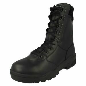 Mens Magnum Combat Style Boots *Leather Cen*