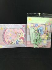 Meri Go Round Fairy Wishes Ballerina Centerpiece And Pop Up Cake Stand