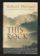 This Rock by Robert Morgan (2001, HC), Signed 1st