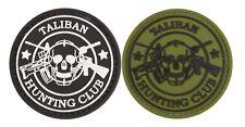 Taliban Hunting Club Rubber Patch