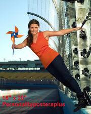 "Danica Patrick~Race Car Driver~Mechanic~Nascar~#8~Garage~Photo~ Poster~16"" x 20"""