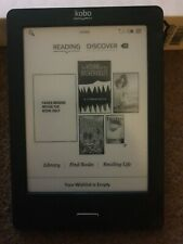 Kobo ereader Touch Edition 1GB, Wi-Fi, 6in - Black Quilt
