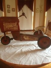 Garton Pedal Tractor Western Auto Wizard Ball Bearing
