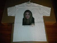 NWOT Vintage LeAnn Rimes 1999 Country / Pop Music Concert Tour T Shirt LARGE