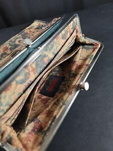 Hobo International Handbag/Wallet Aqua Blue/Green