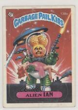 1986 Topps Garbage Pail Kids Series 4 Alien Ian (one star back) #138a.1 2k2