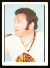 1972 SEMIC STICKER HOCKEY #231 TONY ESPOSITO EX CONDITION CHICAGO BLACK HAWKS