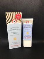 First Aid Beauty Ultra Repair Tinted Moisturizer SPF 30 Medium 1 Oz New In Box