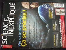 **s Science et inexpliqué n°24 Vie extraterrestre / Elenin / Xavier Passot