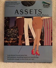 ASSETS PERFECT PANTYHOSE by Sara Blakely > Size 3 > Black > Full Body Shaping