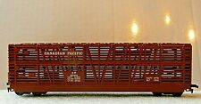 Lionel Canadian Pacific 40' Stock Car Rd# Cp 485678 - Ho Scale