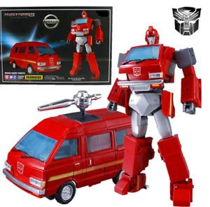 Transformers Masterpiece MP-27 IRONHIDE NISSAN CHERRY VANETTE Figure