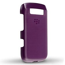 Hard Shell compatible with Blackberry 9790 with retail packaging, Purple