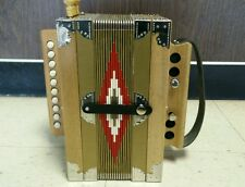Cajun / Zydeco Accordion in Key of C from Louisiana Now Available