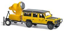 BUSCH 50355 Land Rover Defender con Cañón de nieve H0 #nuevo emb. orig.#