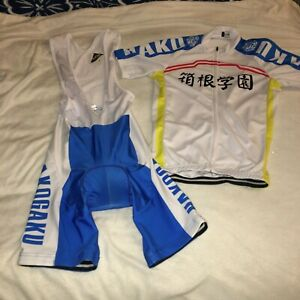 NEW cycle bib and jersey shorts set small 21-2630