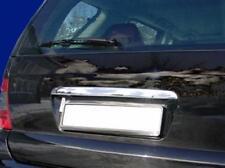 Cromo alfombrilla de barra para mercedes w163 acero inoxidable versión US