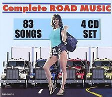 Various Artists - Complete Road Music / Various [New CD]