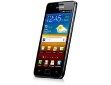 Samsung Galaxy S II LTE GT-I9210 - 16GB - Noble Black (Unlocked) Factory Sealed