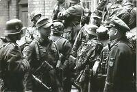 WW II German   Photo   ** Elite Soldiers  **