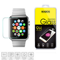 KHAOS 9H 0.3mm Premium Tempered Glass Screen Protector Film For Apple Watch 38mm