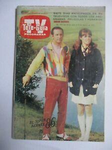 1971 TV GUIDE magazine GET SMART SUPER AGENTE 86 DON ADAMS BARBARA FELDON cover