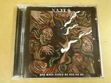 CD / NAILS - YOU WILL NEVER BE ONE OF US