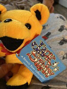 Grateful Dead Jack Straw By Liquid Blue Bean Bear Collectibles