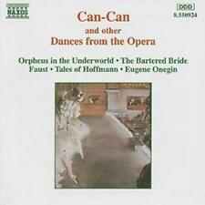 Various Composers : Can-can and Other Dances from the Opera Cd (1995)
