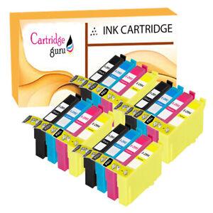 16 Ink Cartridge for Epson XP235 XP245 XP247 XP255 XP257 XP332 XP335 XP342 XP352