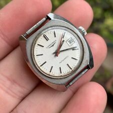 Orologio Watch Longines Lady Automatic Top Condition Steel Case Vintage