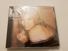Barbra Streisand Back to Broadway Cd musica Nuevo y Sellado