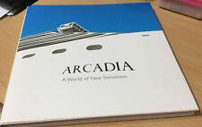 Arcadia A World Of New Sensations P&O Liner