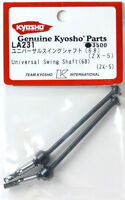 Kyosho LA231 Universal Swing Shaft (68)(ZX-5)