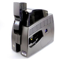 Datacard CP80 ID Card Printer with Magnetic Stripe Encoder and Laminator (AS/IS)