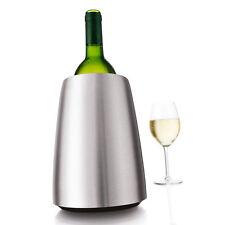 VacuVin Rapid Ice Prestige Active Wine Cooler (Stainless Steel)
